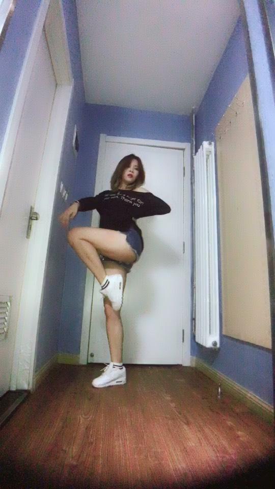 #热裤热裤##换
