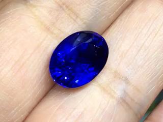蓝宝石7.12克拉,除了美就是小贵!